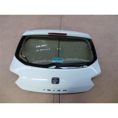 arri 232 re coffre coloris blanc lb9a pour seat ibiza 6j mod 232 le 3 portes ref 6j3 827 024