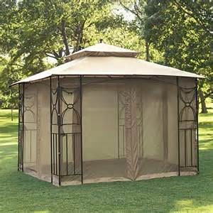 Gazebo Net Walmart Home Casual Colonial Replacement Canopy And