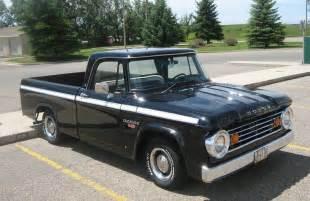 1966 Dodge Truck 1966 Dodge Truck Sweptline Truck
