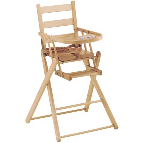 chaise haute bois combelle chaise haute originale le top 10 deco clem