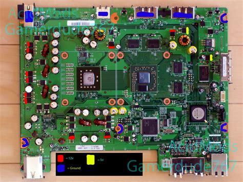 transistor xbox 360 transistor mofset xbox 360 problemi 3 led