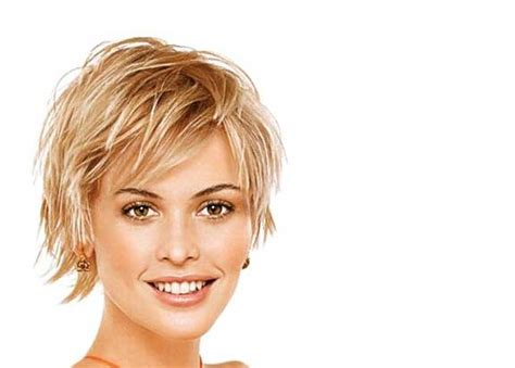 short shag haircuts for oblong face short hairstyles for oval faces short thin hair thin