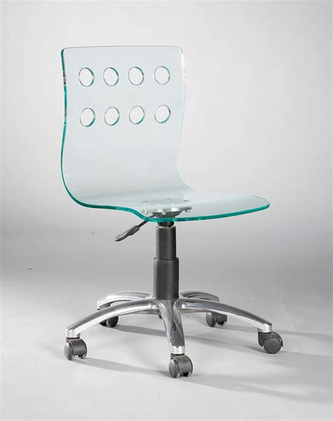 clear office chair clear office chair