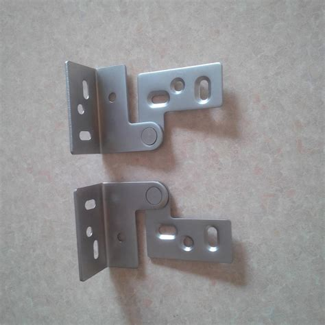 twin brand cabinet hinges hinge pivot reveal fit polished brass white brand new