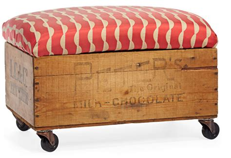 make your own storage ottoman 20 inspiring diy ottomans anyone can make home and