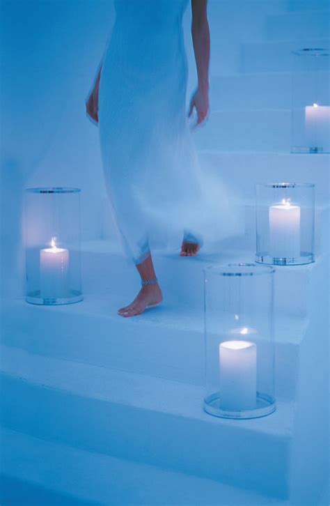 Hurian Blue Knot by 1000 Ideas About Hurricane Candle On