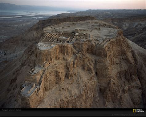 siege fortress masada fortress photo masada fortress wallpaper
