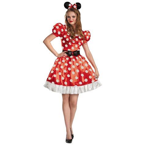 Dress Minny minnie mouse costume disney fancy dress ebay