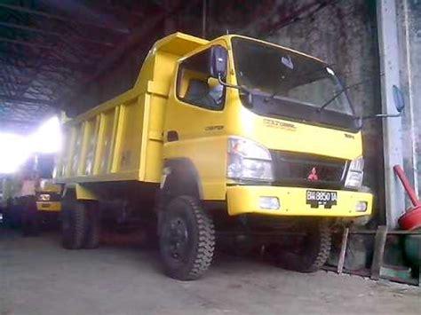 Gardan Truck mitsubishi diesel dump truck 4x4