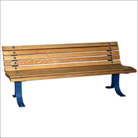bench standard standard series 4 frances andrew site furnishings ltd