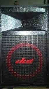 Speaker Aktif Merk Dat cara memperbaiki suara speaker dat yang rusak bunyi kurang