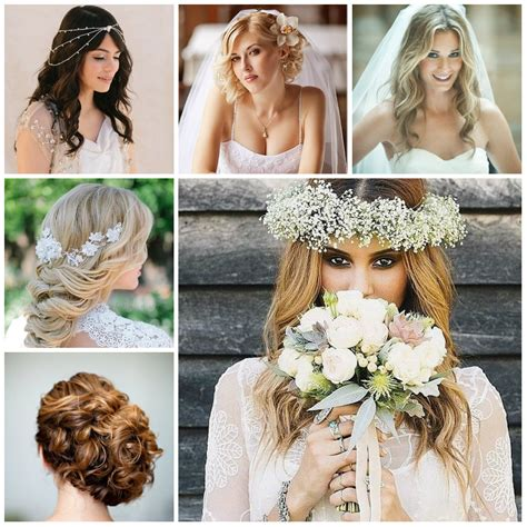 Wedding Hairstyles 2016 For Hair by Wedding Hairstyles 2017 Haircuts Hairstyles And Hair Colors