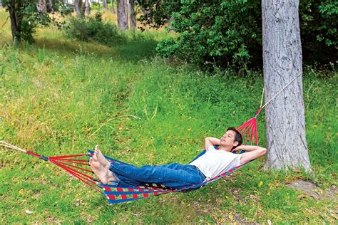 How To Put A Hammock Together by Stick Together A Durable Duct Hammock Make