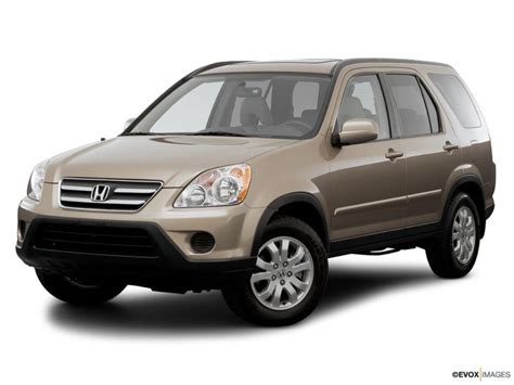 2006 honda crv 2006 honda cr v photos informations articles