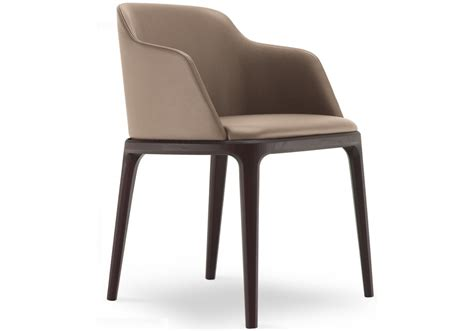 sedie con bracciolo grace sedia con bracciolo poliform milia shop