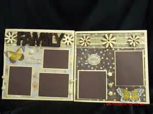 12x12 scrapbook layout family premade 12x12 scrapbook pages