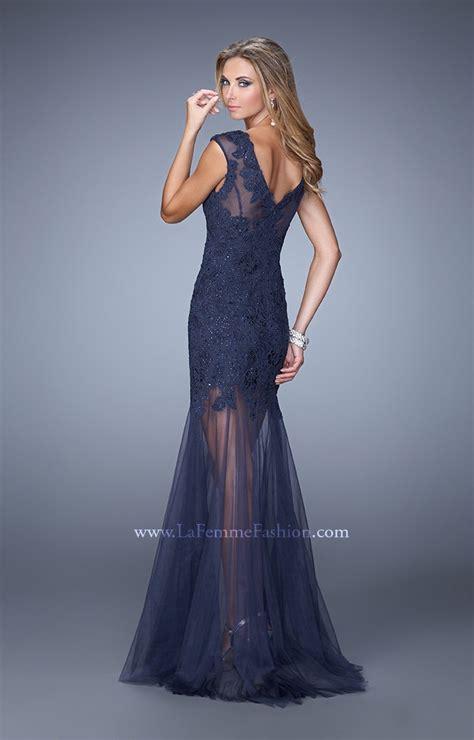 gigi  sheer skirt leg showing dress prom dress