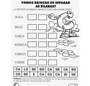 Atividades Letra C Para Alfabetiza&231&227o  Viver De Educar