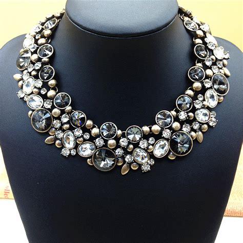 2014 new arrival fashion chunky collar choker statement