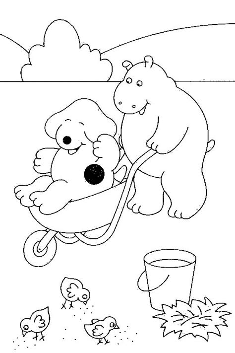 kids n fun com 19 coloring pages of spot