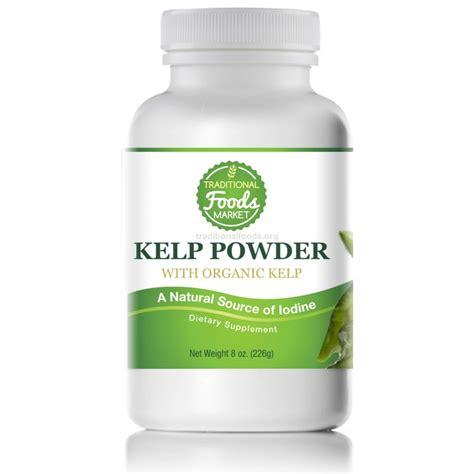 Seaweed Powder organic kelp powder 8 oz