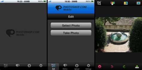mobile photoshop photoshop d 233 barque en version mobile sur iphone