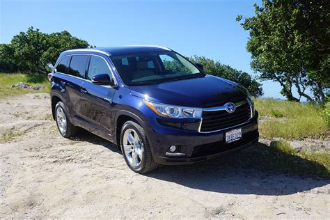 toyota highlander 2016 toyota highlander review
