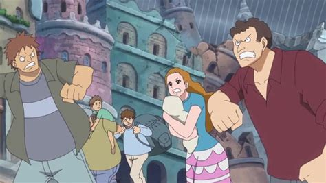 film one piece episode 732 screenshots of one piece episode 732