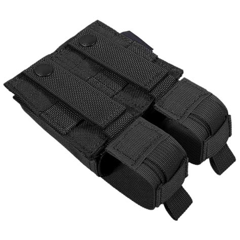 Molle 9 Mm Mag Pouch Black flyye 9mm pistol magazine pouch ver hp molle black