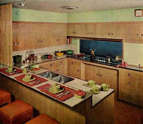 1950s kitchen 50s kichens home design and decor reviews