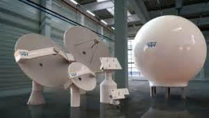 autotrack antennas for flight test