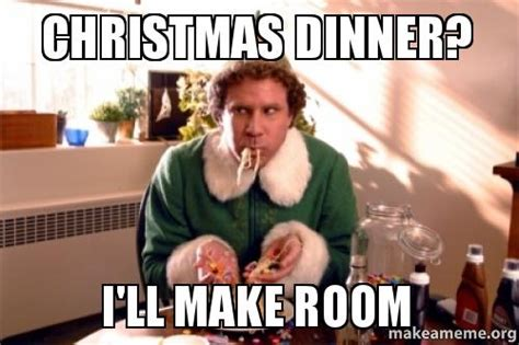 work christmas lunch memes how to get into the spirit this might sound
