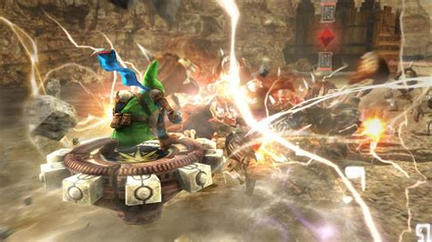 Wii U Hyrule Warriors Amiibo R1 hyrule warriors amiibo support revealed polygon