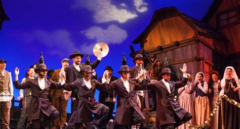 Light Opera Works by Stage And Cinema Review Fiddler On The Roof Light Opera