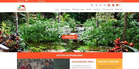 oficina de turismo de londres teguise presentar 225 en londres su renovada web tur 237 stica