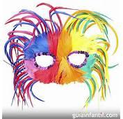 Colorido Antifaz De Carnaval  Antifaces Para Ni&241os Y Padres