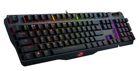 Keyboard Usb Asus keyboard asus claymore mx rgb usb us slo g
