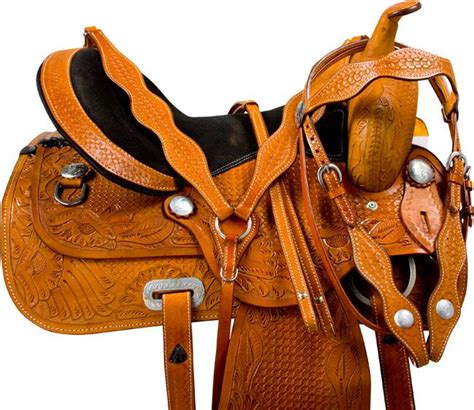 Comfortable Western Saddles by Comfortable Western Pleasure Trail Saddle Tack 15 16