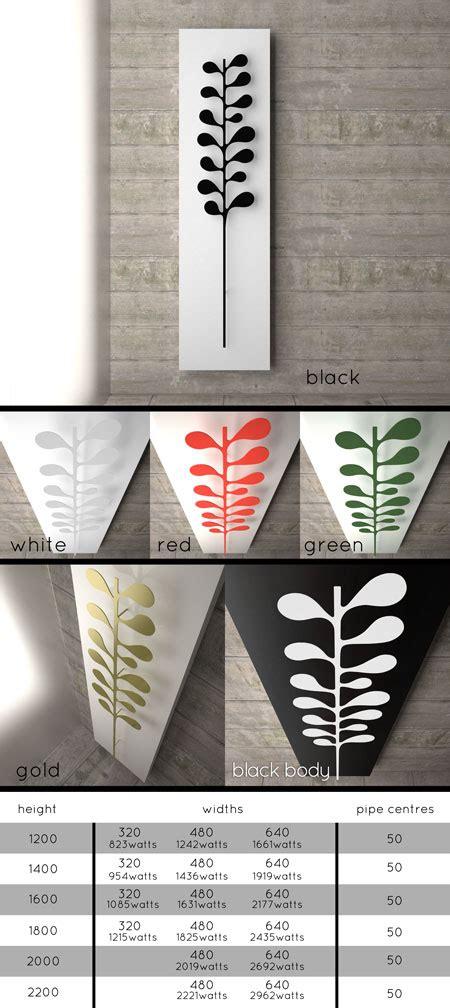 flower design radiator flower feature radiator tall designer radiators