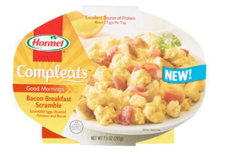 Hormel Shelf Stable Meals by Food And Beverage Packaging Covers Market Trends