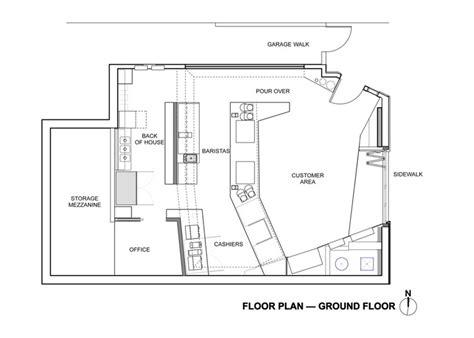 hotspot design proposal for coffee shop cafeter 237 a kearny jones haydu plataforma arquitectura