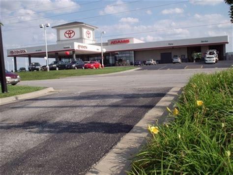 Toyota Dealers Kansas City Toyota Kansas City Lees Summit Mo