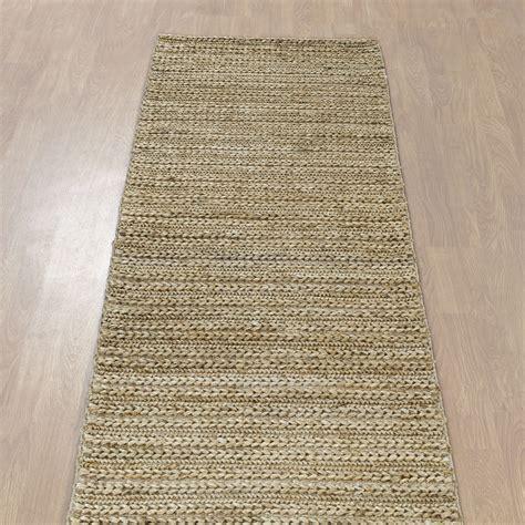 jute rug runners crestwood jute hallway runner in free uk delivery the rug seller
