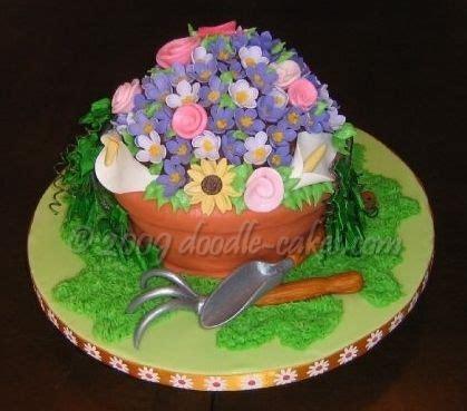 Flower Garden Cake Cakes Pinterest Flower Garden Birthday Cake Search S Birthday Cakes Pinterest Garden