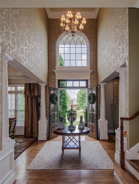 build   impression  marvelous entrance hall
