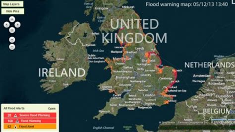 thames barrier flood map uk storms 3 000 properties face floods as tidal surge