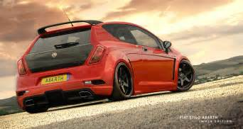 Fiat Abarth Stilo Fiat Stilo Abarth By Hussain1 On Deviantart