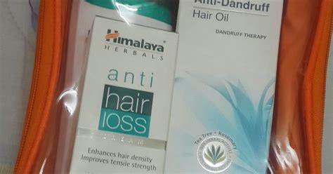 Shoo Himalaya Untuk Rambut Gugur sedar diri sedar masa dan sedar ruang review produk