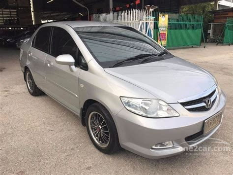 Honda City Vtec 2006 At honda city 2006 zx ป 05 07 zx sv vtec 1 5 เก ยร