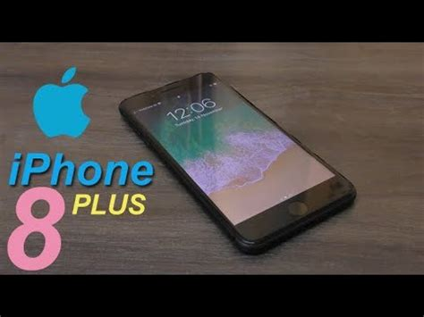 apple iphone 8 plus review in unboxing performance battery all in one